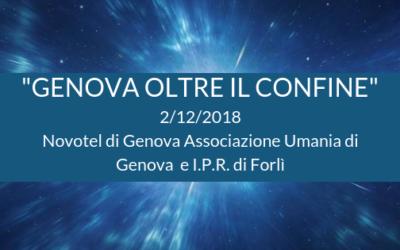 """""""Genova Oltre il Confine"""""""